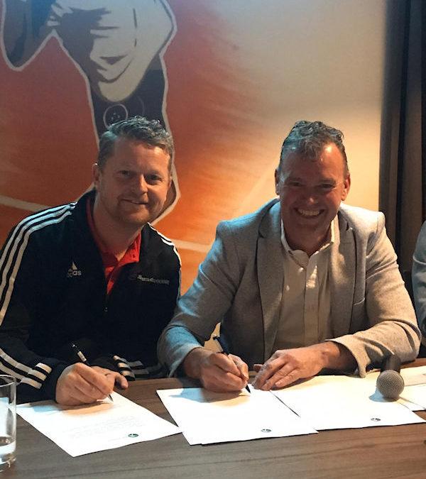PN Tennis tekent contract met TV Alkemade